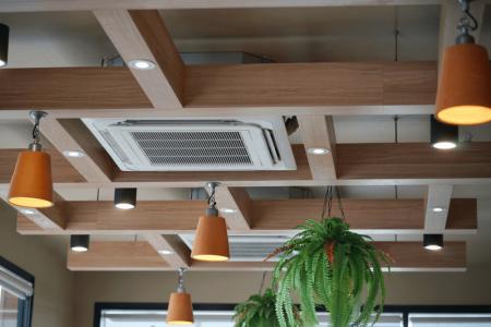 aires acondicionados de techo
